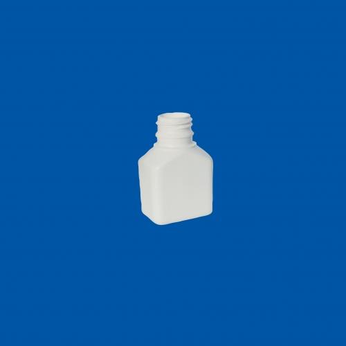 Icon Plastics 187 Tamper Evident Rectangular Jars