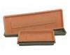 270mm & 500mm Tray Terracotta  Brunswick Green
